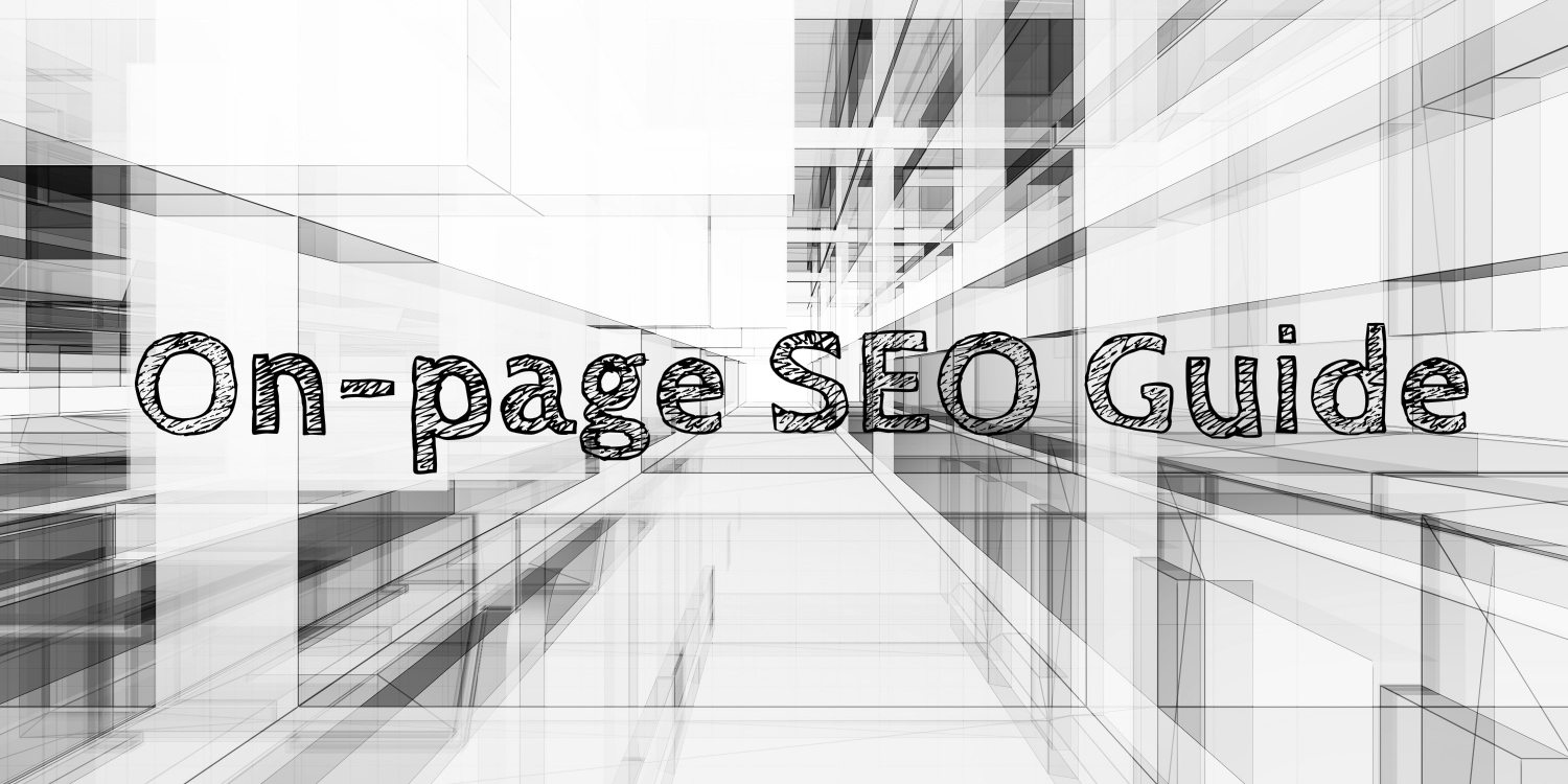 On-page SEO Guide Featured Image